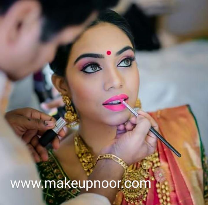 Difference between Bridal Makeup & Regular Makeup-6