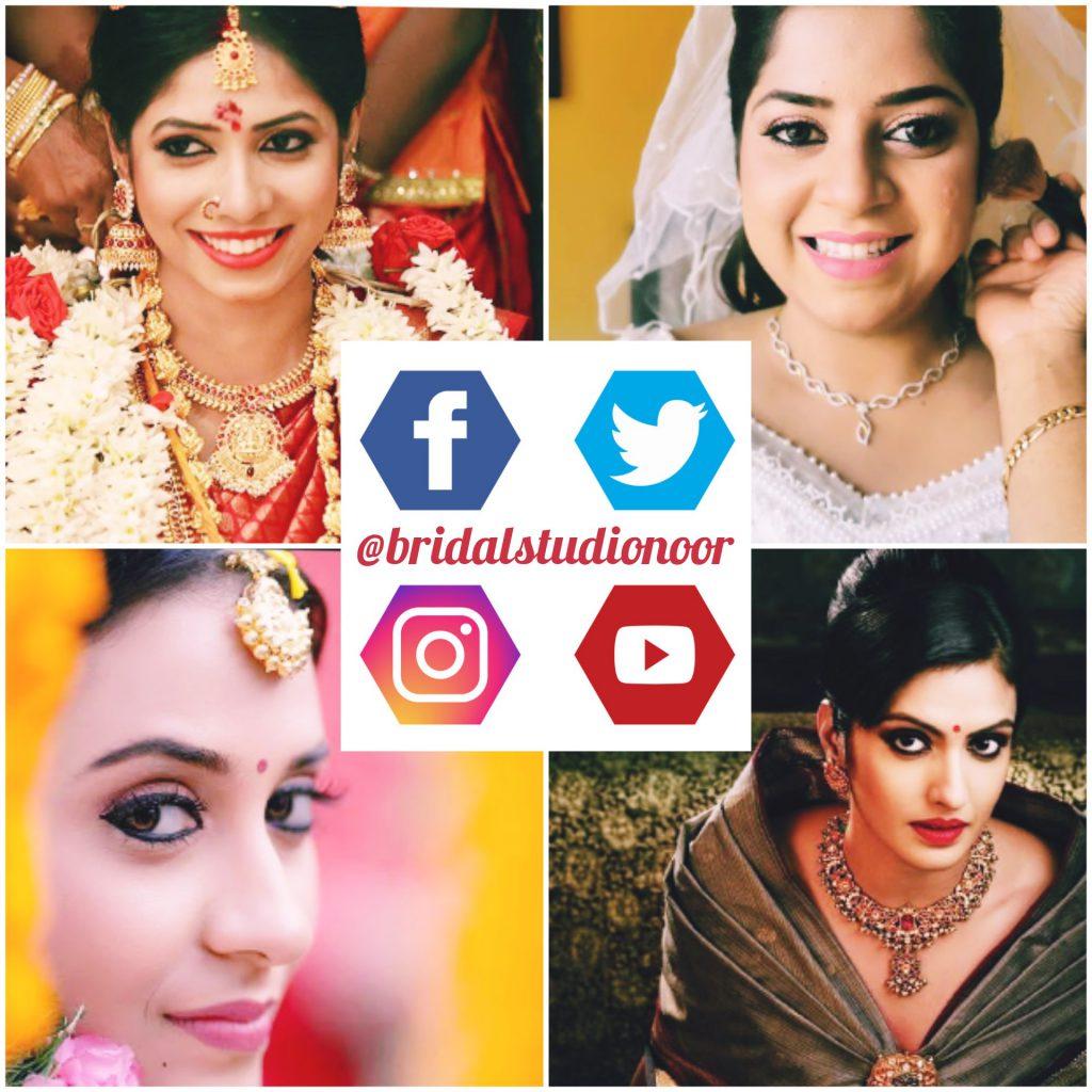 Latest Bridal Makeup Trends-4