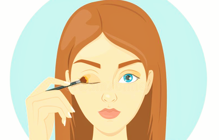 Makeup Look at HOME-6