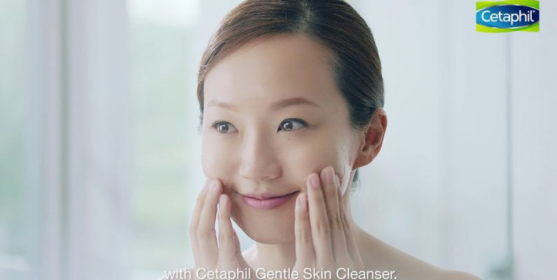 How to get Glowing skin with Cetaphil Gentle Skin Cleanser