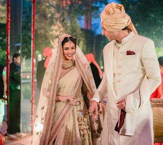 Asin and Rahul Sharma Wedding