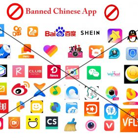 List of 59 Chinese apps banned in India