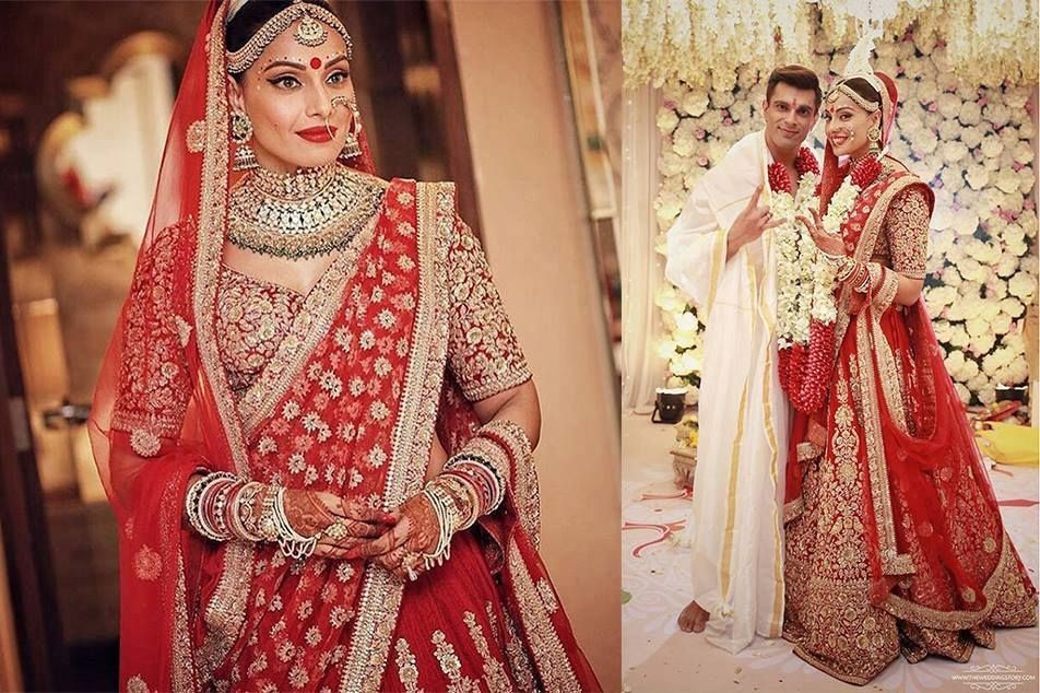 Bipasha Basu and Karan Singh Wedding