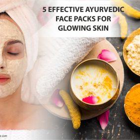 5 DIY face packs to get glowing skin naturally