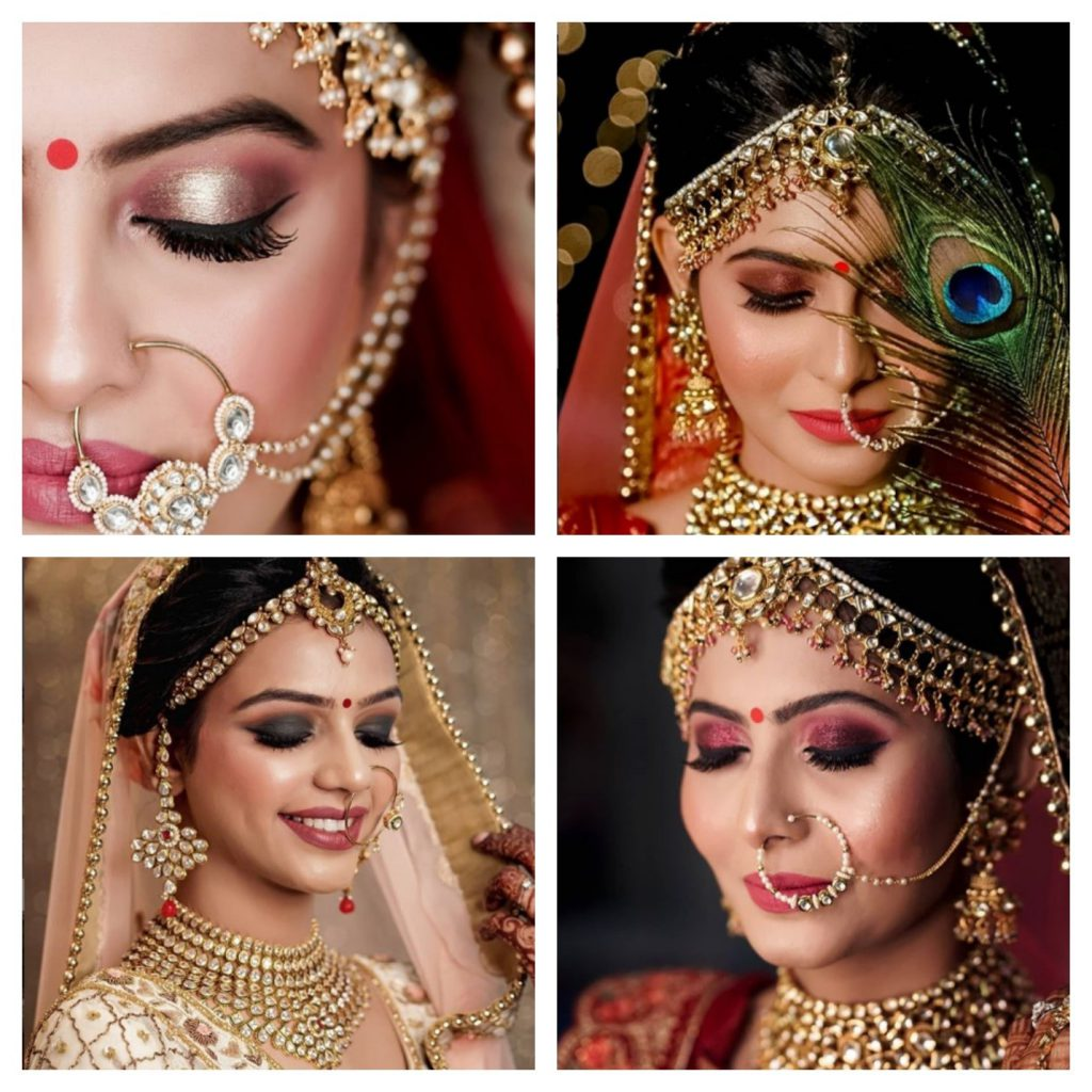 Indian Bridal Makeup Trends