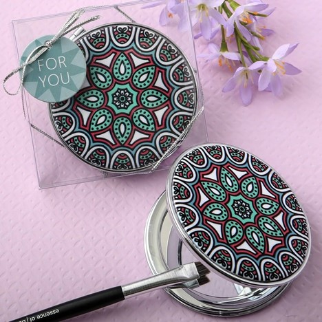 Compact Mirror- For a Quick Touch-Up