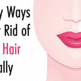 How to get rid of the facial hair