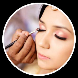 Choosing a bridal makeup professional