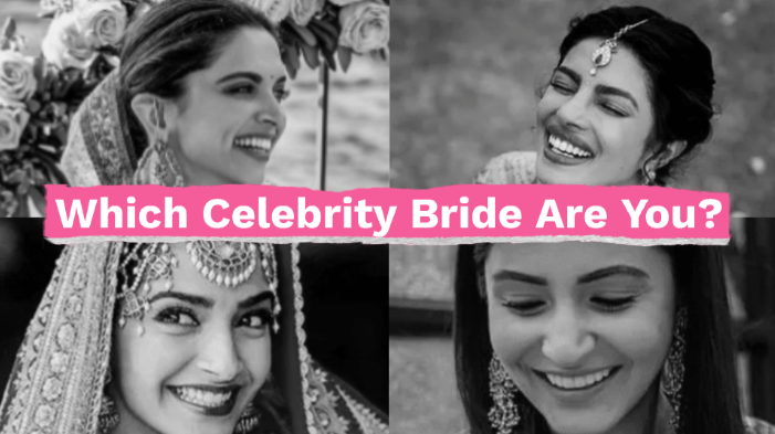 Which Celebrity Bride Are You?