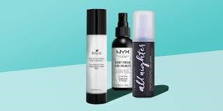 makeup look is complete without a setting spray