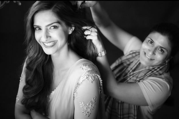 Namrata Soni for Easy-on-the Eyes Bridal Look