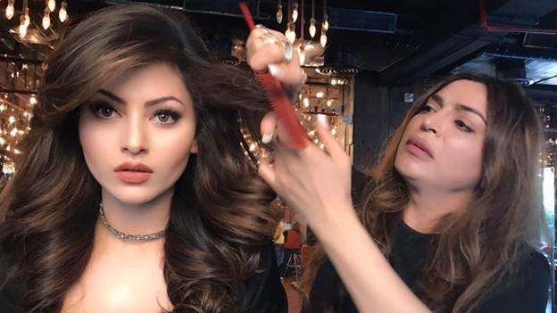 Ojas Rajani Makeup Looks